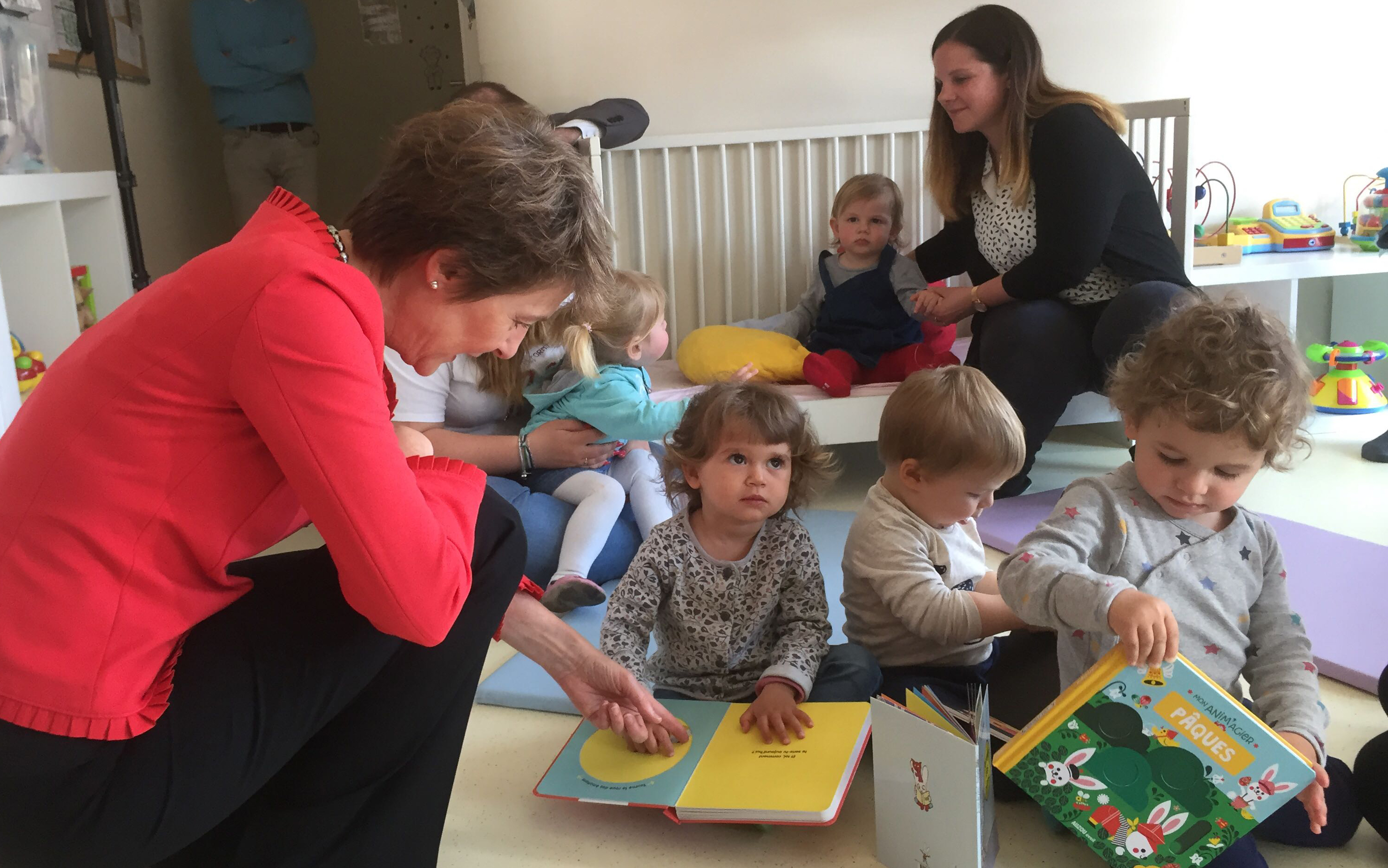 Kinderkrippe Fribourg 8